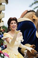Belle (Find The Apex) Tags: disney disneyworld belle wdw waltdisneyworld magickingdom beautyandthebeast disneyprincess cinderellacastle festivaloffantasyparade