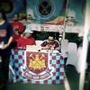 Lokasi Nobar: Booth West Ham United WHUFC Club @HammersIDN di #SportsRace2014 bareng @bolanewscom @tabloidbola @gandariacity