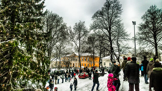 24.12.2014   Keskiviikko keskipäivä Wednesday noon   Turku Åbo Finland