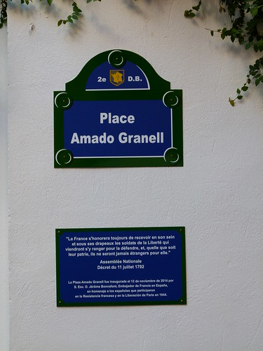 Place Amado Granell