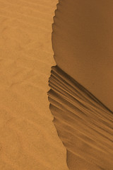 Sand Formation (haidarism (Ahmed Alhaidari)) Tags: nature beautiful sand desert dune formation الصحراء جمال طبيعة تكوينات الرمل الرمال