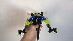 2015 Nui Rama (Video 3) (Lyichir) Tags: lego technic bionicle rahi 2015