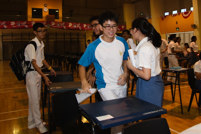 2014 Aug O Level Mother Tongue results