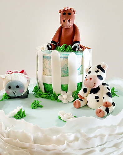 """A few farm animals for a first birthday. • <a style=""""font-size:0.8em;"""" href=""""http://www.flickr.com/photos/50891271@N03/16347066435/"""" target=""""_blank"""">View on Flickr</a>"""