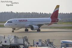 Airbus A320-214 (EC-ILR) Iberia (eguino) Tags: airbus a320 iberia