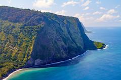 IMG_5004_5_6HDR (The.Rohit) Tags: ocean hawaii coast view hill lookout valley vista bigisland aloha waipio hamakua hawaiiisland waipiovalleylookout