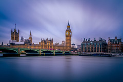 One Evening at Westminster, London, United Kingdom (Syed Ali Warda) Tags: longexposure england sky building london heritage history westminster thames architecture landscape europe exposure picture bigben architectural excellent riverthames westend exciting westminsterbridge greatphotographers bigbentower westminstercity giantbuilding bigbenclock canon7d distinguishedlongexposure syedaliwarda