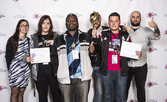 Gala Création de jeux vidéo 2016 — Photomaton (Youth Fusion Jeunesse) Tags: sat ubisoft jeunes photomaton secondaire jeuxvidéo fusionjeunesse
