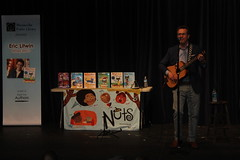 Mr. Eric on stage (Westerville Library) Tags: eric event westerville authors meettheauthors westervillelibrary litwin authorvisit petethecat westervillepubliclibrary westervillepubliclibraryevents authorvisits meettheauthorseries westervillecentralhighschool meettheauthorsseries