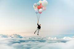 359/365 pierced cloud (Dominik Kym) Tags: portrait photography creative surreal 365 conceptual