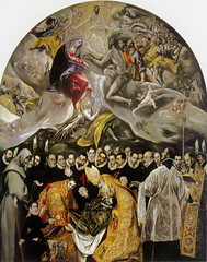 The Burial of Count Orgaz (lluisribesmateu1969) Tags: toledo 16thcentury greco santotom
