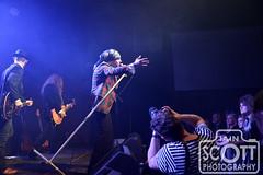 The Quireboys (IainScottPhotography) Tags: uk music photography concert glasgow garage arts event entertainment sct scotand kingking lanarkshire quireboys iainscott