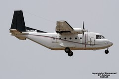 N605AR LMML 12-05-2016 (Burmarrad) Tags: cn casa aircraft aviation airline ep registration 290 aviocar lmml c212200 12052016 n605ar
