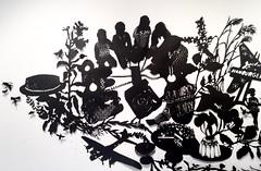 MBosley_WishYouWerehere2 (TheWayThingsWere) Tags: silhouette paperart silhouettes papercut papercuts papercutting mollybosley