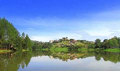 Reflections (tinica50) Tags: lake waterreflections reflexosguararemabrazilsaopaulo
