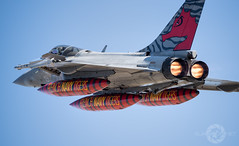 """ French Navy Tiger"" (SJAviation.net) Tags: nikon aviation military jet zaragoza afterburner rafale dasault frenchnavy frenchairforce aviationphotography 11fsquadron nikonaviation sjaviationnet ntm16 natotigermeet2016"