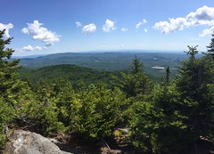 IMG_1652 (daach14@sbcglobal.net) Tags: usa vermont nature outdoor green photo trip travel sky blue woods trees forest beauty life moutain rock rocks view iphone6 panorama