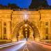 布達皇宮隧道