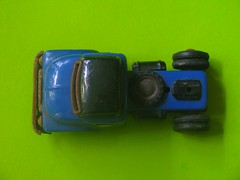 GMC (streamer020nl) Tags: japan truck toy toys model 1950s gmc blik sss blech jouets trekker tinplate