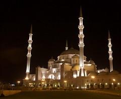 Sh. Zayed Mosque- Fujairah, UAE (jviker) Tags: ramadan fujairah sheikhzayedmosque