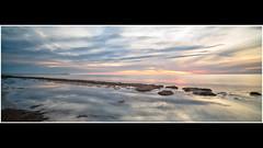 2016 - Landscape - Sunset - Largs - 03_22_01_WS.jpg (stevenlazar) Tags: ocean sunset beach clouds waves jetty australia adelaide southaustralia largs 2016