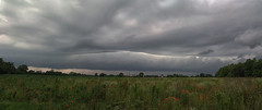 Temporale (The Ramandolo Man) Tags: sky weather clouds nuvole natura fujifilm thunderstorm temporale udine s5pro