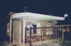 Still (tylersullivan618) Tags: winter chicago building abandoned night lomo lomography gate decay urbandecay grain lofi citylife nighttime boardedup grainy grime desolate cicero abandonedbuilding windycity belmontcragin elomography beautyindecay chicagophotographers tylersullivan abandonedillinois decaynation tylersullivanphotography