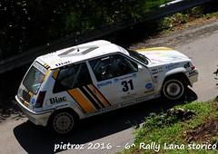 031-DSC_7022 - Renault 5 GT Turbo - 2000 - 4° J1 A - Zandona' Damiano-Stoppa Simone - Team Bassano S.S.D. (pietroz) Tags: 6 lana photo nikon foto photos rally piemonte fotos biella pietro storico zoccola 300s ternengo pietroz bioglio historiz