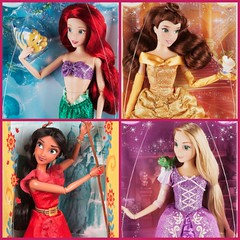 DS Wishlist (The Stars In The Sky1) Tags: ariel beauty store princess little disney elena belle chip beast mermaid pascal rapunzel flounder tangled 2016 avalor