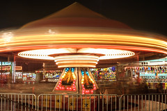 Merry Go Round (nibrjosa) Tags: county carnival long fair barry rides exposures