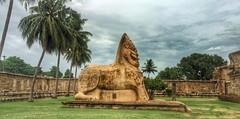 Gangai Konda Cholapuram (Raamesh Keerthi) Tags: india temple architechture king hindu tamilnadu chola konda cholas gangaikondacholapuram cholapuram chozha gangai brihadeeswarartemple