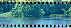 Sprocket Hole 6x9 Voigtländer Bessa I (rainer.marx) Tags: film analog see hole bessa cologne köln agfa voigtländer sprocket porz bessai kleinbild scheuermühlenteich