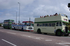 IMGP3474 (Steve Guess) Tags: uk england bus k bristol open top southern vectis dorset topless gb poole topper 702 cdl899