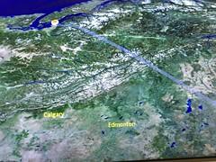 IFE Business KLM (Bertrand Duperrin) Tags: b777 b777200 businessclass klm