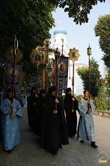 03. Meeting of the Svyatogorsk Icon of the Mother of God / Встреча Святогорской иконы в Лавре
