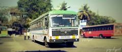 mumbai ~ gangakhed (yogeshyp) Tags: msrtcbuskurlanehrunagarstand msrtc kurla nehru nagar stand