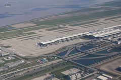 View of T2 (A. Wee) Tags: shanghai  pudong  china  airport  pvg