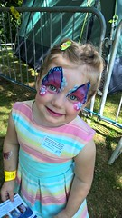 Flower show - Butterfly Girl! <3 (Emily Henighan) Tags: holly taunton flowershow