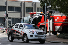 SASGAR (adelaidefire) Tags: australasian fire emergency service authorities council afac 2016 brisbane queensland australia afac16 sasgar rosenbauer broadspectrum panther