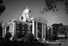 Pasco County Courthouse (John Ilko) Tags: courthouse pasco architecture building oldbuilding oldstructure dome historical historic piller blackwhite monochrome monochromey fujifilm x30