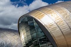 UK - Scotland - Glasgow - Science Centre [EXPLORED 2016-Sept-06] (Marcial Bernabeu) Tags: marcial bernabeu bernabu uk united kingdom unitedkingdom greatbritain reino unido reinounido granbretaa scotland escocia glasgow science centre arquitectura moderna building edificio moderno modern architecture metal