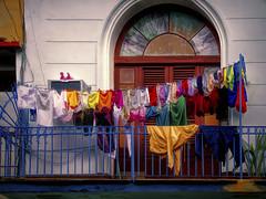 Havana Balcony 13 (Artypixall) Tags: cuba havana balcony windows clothes clotheslines facade streetscene faa getty