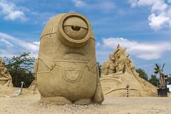 052 - Burgas - Sand Sculptures Festival 2016 - 24.08.16-LR (JrgS13) Tags: bulgarien filmhelden outdoor reisen sand sandscuplturefestivals sandskulpturenfestival urlaub burgas