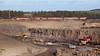 Big Hole (Dave McDigital) Tags: coal opencast surfacemine ews dbs 66 class66 butterwell potland burn