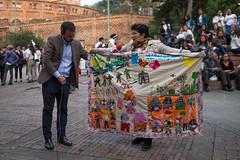 DSCF0159 (Galo Naranjo) Tags: entrevista falsospositivos madres mothers soacha tejido colombia violencia derechoshumanos tejedora dolor pain interview