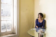 (Antonio Gutirrez Pereira) Tags: retrato antoniogutierrezfotografia dinamocoworking portrait pensar pensamiento reflejo pasado amor odio mujer reflexion