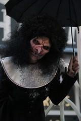Halloween Horror Nights 24 at Universal Orlando (insidethemagic) Tags: florida 24 faceoff universalstudios 2014 universalorlando hhn halloweenhorrornights scarezone thepurge bayouofblood maskaraid