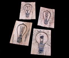 """four bulbs • <a style=""""font-size:0.8em;"""" href=""""https://www.flickr.com/photos/87478652@N08/15187470194/"""" target=""""_blank"""">View on Flickr</a>"""