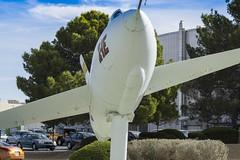 NACA X-1E Research Aircraft