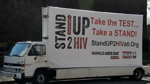 World AIDS Day 2014: USA - Atlanta